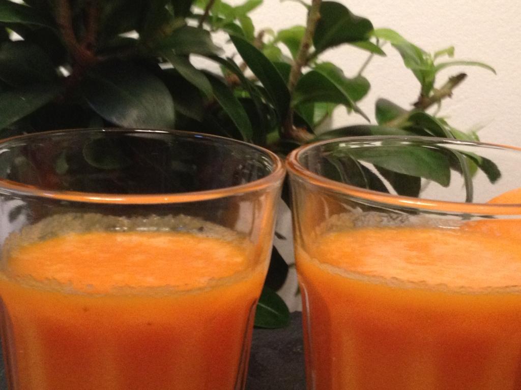 smoothie d tox carotte orange banane my go t. Black Bedroom Furniture Sets. Home Design Ideas