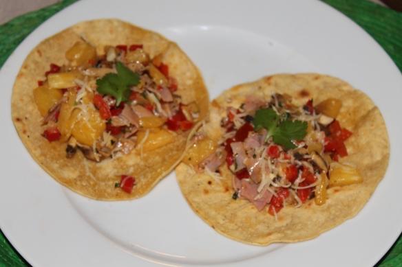 Tacos gringas comme au mexique my go t for Assaisonnement tacos maison