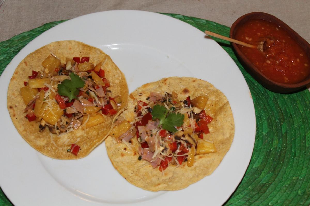tacos gringas comme au mexique my go t. Black Bedroom Furniture Sets. Home Design Ideas